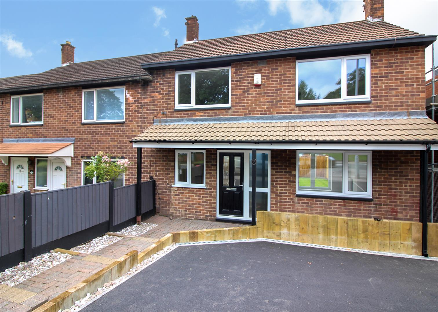 3 Bedrooms End Of Terrace House for sale in Coventry Lane, Bramcote